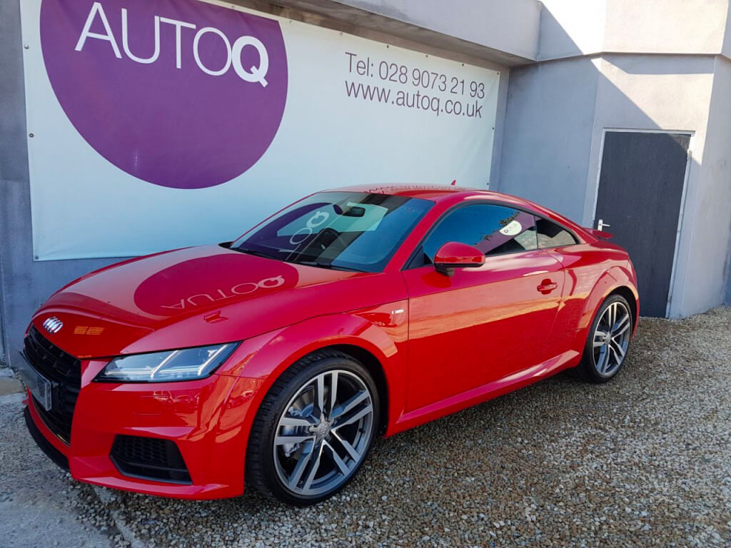 Audi TT - Auto Q, Used Cars in Belfast