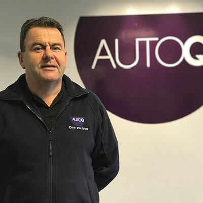 We turn our blog spotlight on Auto Q's Brian..