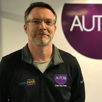 We turn our blog spotlight on Auto Q's Conor..