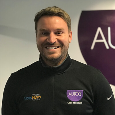 We turn our blog spotlight on Auto Q's Craig..