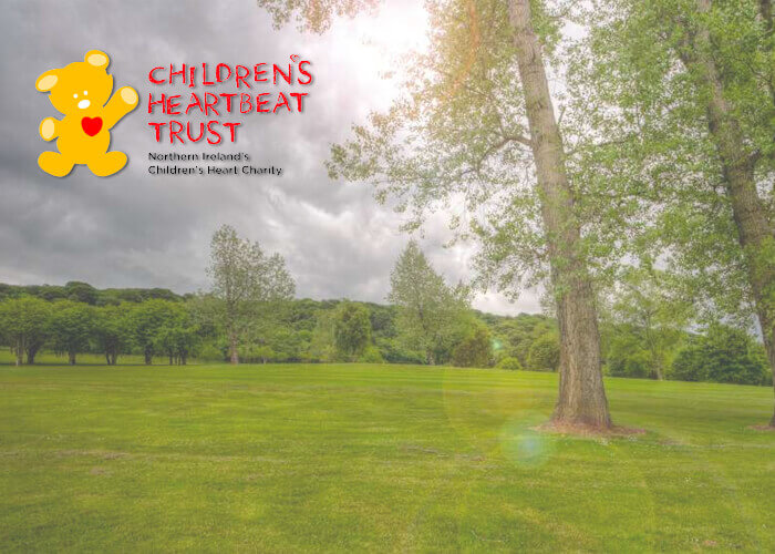 Charity golf day in aid of Children's Heartbeat Trust